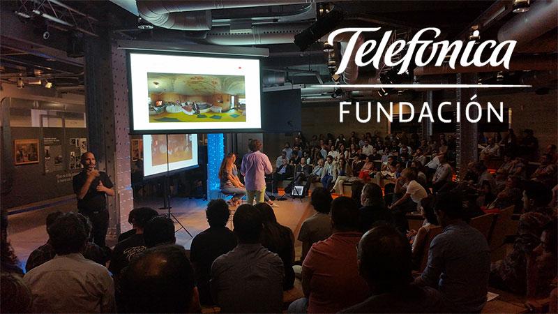 Telefónica Fundación - Realidad Virtual